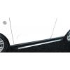 Боковые пороги (Maya) для Audi Q3 2012+ (Erkul, AQ3RB6B173MA)