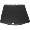 Коврик в багажник (полиуретан) для Citroen C-Elysee /Peugeot 301 SD 2012+ (LLocker, 122070101)