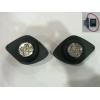 Комплект штатных противотуманных фар (LED) для Fiat Ducato 2006+ (Gplast, GPTL05)