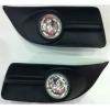 Комплект штатных противотуманных фар для Fiat Doblo 2010+ (Gplast, GPT04)