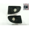 Комплект штатных противотуманных фар (LED) для Fiat Grande Punto 2005+ (Gplast, GPTL07)