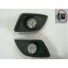 Комплект штатных противотуманных фар (LED) для Ford Fiesta 2005-2008 (Gplast, GPFL105)
