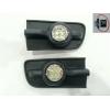 Комплект штатных противотуманных фар (LED) для Opel Astra G 1998-2012 (Gplast, GPOL05)