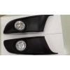Комплект штатных противотуманных фар для Volkswagen Caddy 2010+ (Gplast, GPV168)