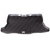 Коврик в багажник (полиуретан) для Nissan Tiida HB 2007-2012 (LLocker, 105100201)