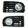 Комплект штатных противотуманных фар для Volkswagen Golf V 2003+ (Gplast, GPV110)