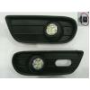 Комплект штатных противотуманных фар (LED) для Volkswagen Transporter/T4 1990-2003 (Gplast, GPVL162)