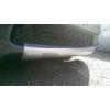 Накладка на передний бампер для Mitsubishi Grandis 2003-2009 (AutoPlast, MGRPB0412)