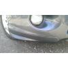 Накладка (углы) на передний бампер  для Mitsubishi Grandis 2003-2009 (AutoPlast, MGRUB0412)