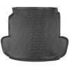 Коврик в багажник (полиуретан) для Peugeot 408 SD 2012+ (LLocker, 120110101)