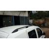 Алюминиевые рейлинги на крышу (skyport) для Ford Tourneo Custom 2013+ (Erkul, FC13RRL.07)