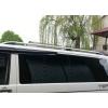 Алюминиевые рейлинги на крышу (skyport) для Ford Tourneo Custom 2013+ (Erkul, FC13RRL.06)