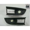 Комплект штатных противотуманных фар (LED) для Ford Transit 2006+ (Gplast, GPFL43)