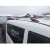 Алюминиевые рейлинги на крышу (пластиковые ножки) для Opel Combo 2012+ (Erkul, OC2RRL.01)