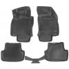 Коврики в салон (к-кт., 4шт.) для Audi A3 (8V) SD 2013+ (L.Locker, 200020501)