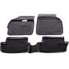 Коврики в салон (к-кт., 4шт.) для Chevrolet Spark III 2010+ (L.Locker, 207050101)