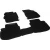 Коврики в салон (к-кт., 4шт.) для Citroen C-Elysee SD 2012+ (L.Locker, 222070101)