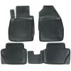 Коврики в салон (к-кт., 4шт.) для Ford Fiesta 2008-2012 (L.Locker, 202040201)