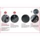 Коврики в салон (к-кт., 4шт.) для MG 350 SD 2012+ (L.Locker, 224020101)