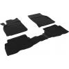 Коврики в салон (к-кт., 4шт.) для Nissan Almera Classic 2006-2012 (L.Locker, 205010201)