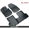 Коврики в салон (к-кт., 4шт.) для Opel Vectra 2002+ (L.Locker, 211020101)