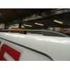 Алюминиевые рейлинги на крышу (skyport) для Subaru XV 2011+ (Erkul, SXVRRL.07)