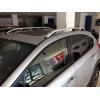 Алюминиевые рейлинги на крышу (skyport) для Subaru XV 2011+ (Erkul, SXVRRL.06)