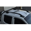 Рейлинги алюминиевые (с поперечинами) для Toyota Tundra 2000+ (Can-Otomotive, TTRRL.SH)