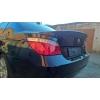 Задний спойлер (Сабля) для BMW 5-series (E60) 2003-2010 (LASSCAR, 1LS 201 604-164)