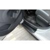 Накладки на пороги для Citroen Berlingo/Peugeot Partner 2008+ (Automotiva, P-0016)