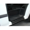 Накладки на пороги для Ford Transit 2012+ (Automotiva, P-0010)