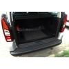 Накладка на задний бампер для Citroen Berlingo/Peugeot Partner 2008+ (Automotiva, N-0025)