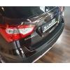 Накладка на задний бампер для Suzuki Sx4 S-Cross 2014+ (Automotiva, N-0039)