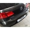 Накладка на задний бампер для Volkswagen Passat (B7) SD 2010+ (Automotiva, N-0038)