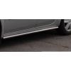 ЗАЩИТА ШТАТНОГО ПОРОГА (ТРУБА, D51) ДЛЯ Mazda CX-7 2006+ (ST-LINE, ST.MCX7.BB001)
