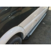 Боковые пороги (Line) для Dodge Nitro 2007+ (Erkul, DGNT07RB4B163LN)