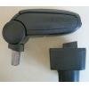 Подлокотник (черный, виниловый) для Renault Duster/Nissan Terrano 2010+ (ASP, BRNDT1020-NL)