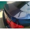 Задний спойлер (Сабля) для BMW 5-series (F10) 2009+ (LERRIUM, BL191 182-013)
