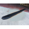 Боковые пороги (Boshporus Black) для Ford Ranger 2012+ (Erkul, FDRG12RB6B193BSB)