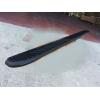 Боковые пороги (Boshporus Black) для Infiniti FX35 2004+ (Erkul, ITFX3504RB4B193BSB)