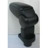 Подлокотник (черный, виниловый) для Toyota Yaris II 2008-2011 (ASP, BTYYS0820-NP)