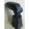 Подлокотник (черный, виниловый) для Nissan Micra/March (K13) 2013+ (ASP, BNSMC1020-NL)