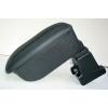 Подлокотник (черный, виниловый) для Renault Dokker/ Dacia Dokker/ Renault Sandero Stepway 2012+ (Botec, 64332LB)