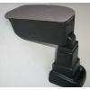 Подлокотник (серый, текстильный) для Hyundai I10 2008-2012 (Botec, 64448)