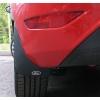 Брызговики (к-кт, 4шт.) для Ford Fiesta (Mk7) HB 2009-2015 (ASP, BFDFS0921)