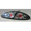 Задняя светодиодная оптика (задние фонари) для Seat Leon II 2005-2009 (JUNYAN, HU214LD-00-2-E-00)