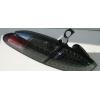 Задняя светодиодная оптика (задние фонари) для Seat Leon II 2005-2008 (JUNYAN, altezza-leon-black)