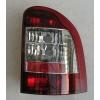 Задняя светодиодная оптика (задние фонари) для Ford Mondeo II Universal 1996-2000 (JUNYAN, HU170-01-2-E-01)
