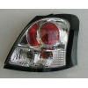 Задняя светодиодная оптика (задние фонари) для Toyota Yaris II 2005-2011 (JUNYAN, TVT-02-2-J-00)