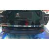Накладка на заднюю дверь (нижняя) для Toyota Highlander (XU50) 2014+ (ASP, JMTTH14TGL)